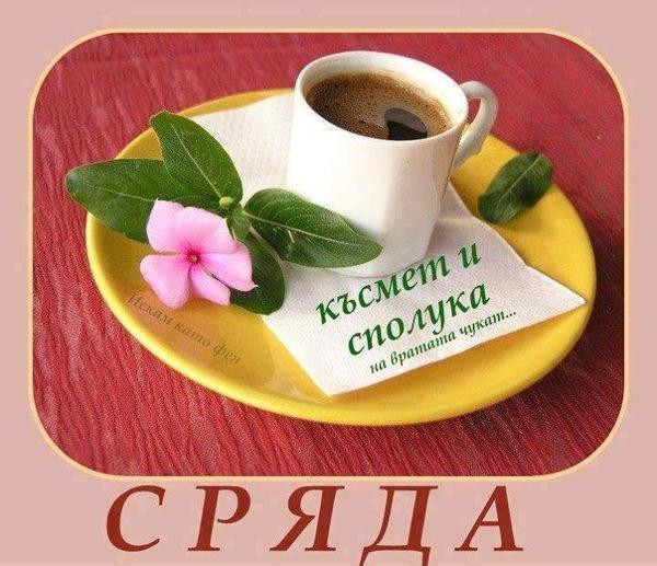 Добро утро 8