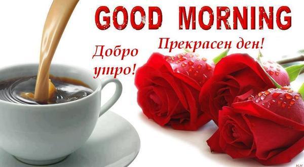 Добро утро 12