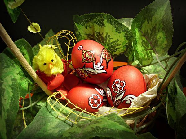 Коледна и Великденска украса