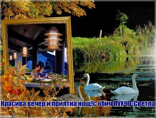 ***Отворете сърцето и душата към..,  красивото - истинското в живота.., изпълнете ги с щастие.., изживейте ги с наслада...***  ...С приятелски чувс